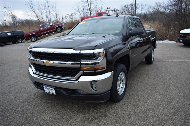 2018 Silverado 1500 Double Cab 4x4, Pickup #39556 - photo 9