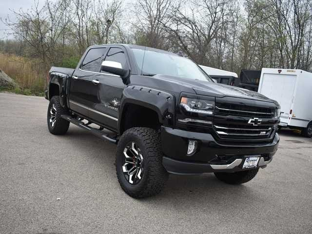 2018 Silverado 1500 Crew Cab 4x4,  Pickup #39578 - photo 12
