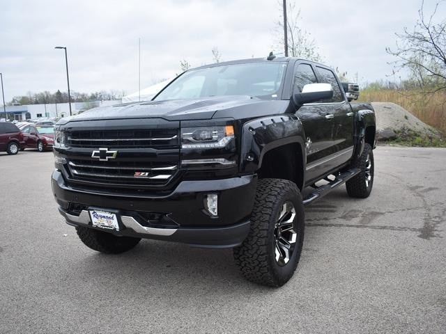2018 Silverado 1500 Crew Cab 4x4,  Pickup #39578 - photo 9