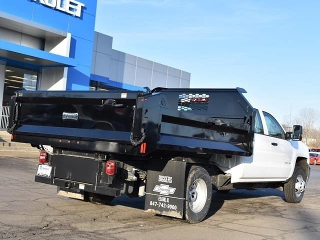 2017 Silverado 3500 Crew Cab DRW, Dump Body #39594 - photo 2