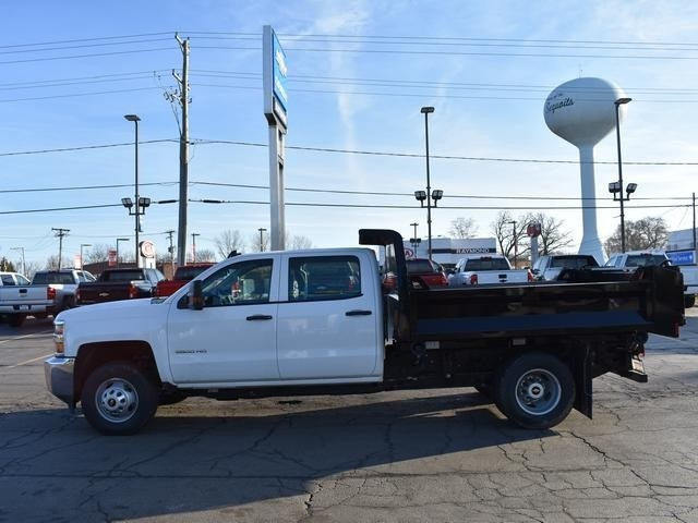 2017 Silverado 3500 Crew Cab DRW, Dump Body #39594 - photo 6