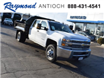 2017 Silverado 3500 Crew Cab DRW, Dump Body #39594 - photo 1