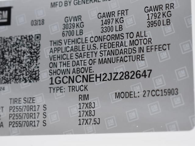 2018 Silverado 1500 Regular Cab, Pickup #39602 - photo 27