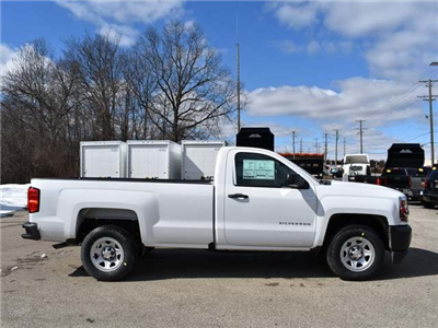 2018 Silverado 1500 Regular Cab, Pickup #39602 - photo 3