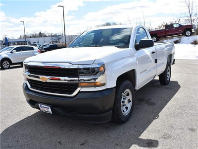 2018 Silverado 1500 Regular Cab, Pickup #39602 - photo 8