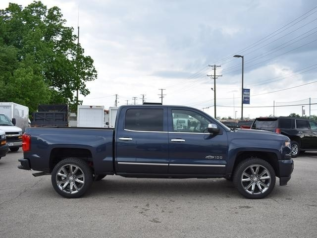 2018 Silverado 1500 Crew Cab 4x4,  Pickup #39633 - photo 3