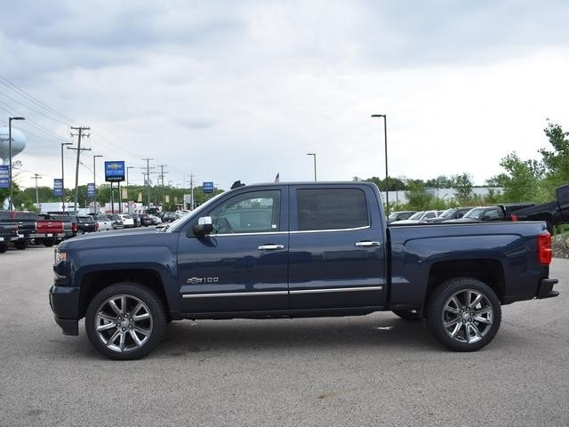 2018 Silverado 1500 Crew Cab 4x4,  Pickup #39633 - photo 9