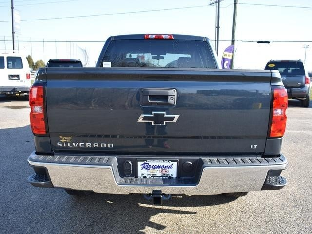 2018 Silverado 1500 Crew Cab 4x4, Pickup #39640 - photo 4