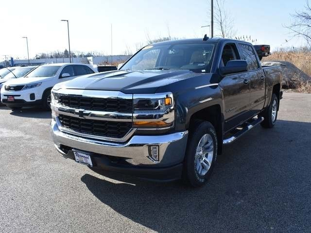 2018 Silverado 1500 Crew Cab 4x4, Pickup #39640 - photo 9