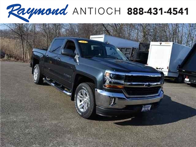 2018 Silverado 1500 Crew Cab 4x4, Pickup #39640 - photo 1