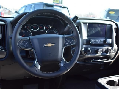 2018 Silverado 1500 Crew Cab 4x4, Pickup #39640 - photo 20