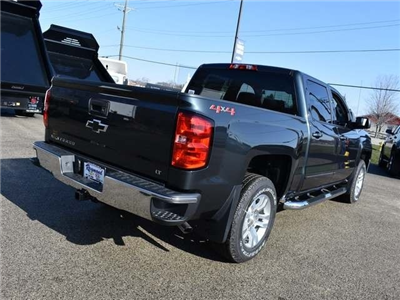 2018 Silverado 1500 Crew Cab 4x4, Pickup #39640 - photo 2