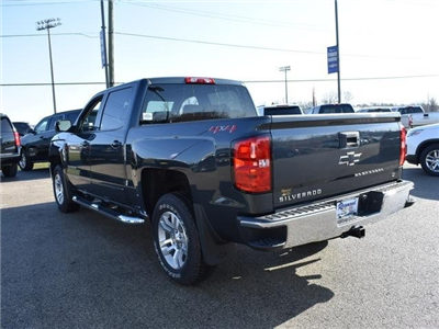 2018 Silverado 1500 Crew Cab 4x4, Pickup #39640 - photo 7