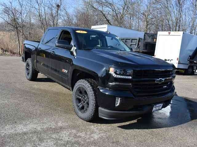 2018 Silverado 1500 Crew Cab 4x4,  Pickup #39667 - photo 12