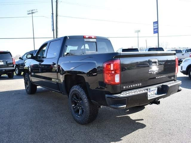 2018 Silverado 1500 Crew Cab 4x4,  Pickup #39667 - photo 7