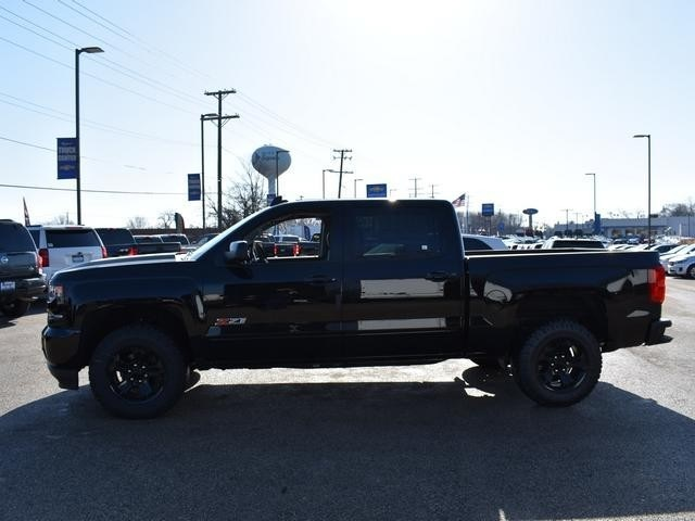 2018 Silverado 1500 Crew Cab 4x4,  Pickup #39667 - photo 8