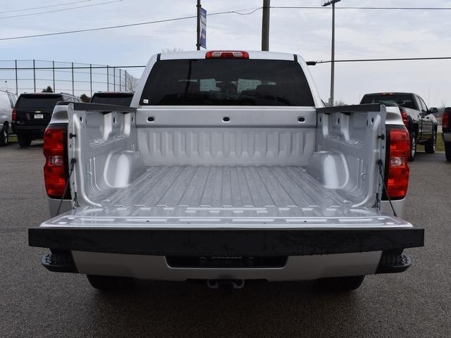2018 Silverado 1500 Crew Cab 4x4, Pickup #39702 - photo 17