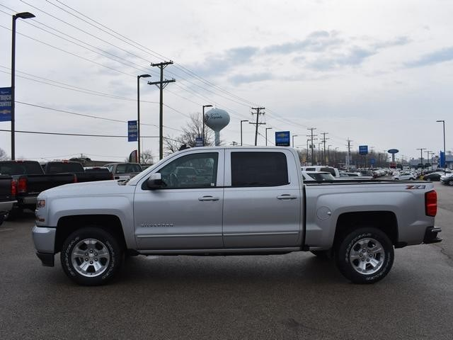 2018 Silverado 1500 Crew Cab 4x4, Pickup #39702 - photo 8