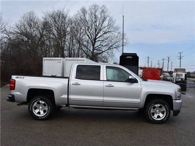 2018 Silverado 1500 Crew Cab 4x4, Pickup #39702 - photo 3