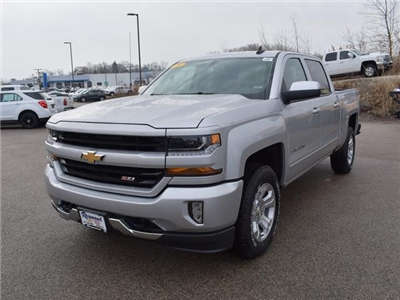 2018 Silverado 1500 Crew Cab 4x4, Pickup #39702 - photo 9