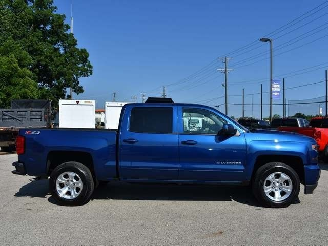 2018 Silverado 1500 Crew Cab 4x4,  Pickup #39734 - photo 3