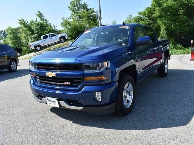 2018 Silverado 1500 Crew Cab 4x4,  Pickup #39734 - photo 9