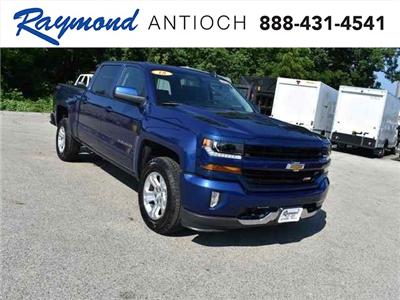 2018 Silverado 1500 Crew Cab 4x4,  Pickup #39734 - photo 1