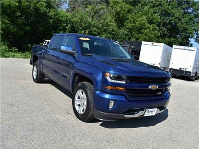 2018 Silverado 1500 Crew Cab 4x4,  Pickup #39734 - photo 12