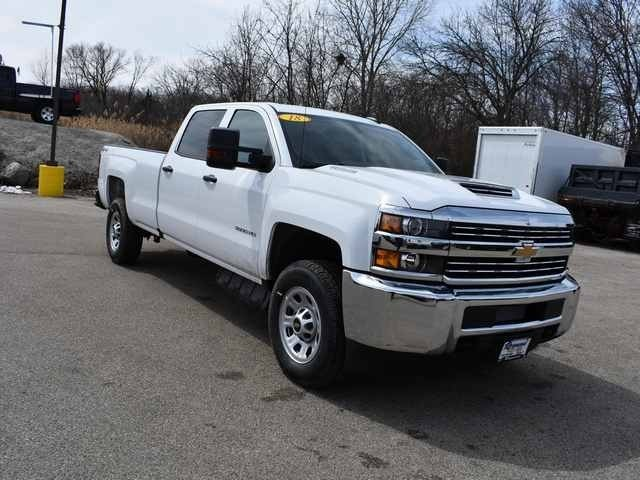 2018 Silverado 3500 Crew Cab 4x4,  Pickup #39736 - photo 11