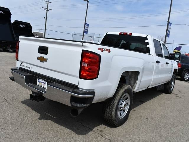 2018 Silverado 3500 Crew Cab 4x4,  Pickup #39736 - photo 2