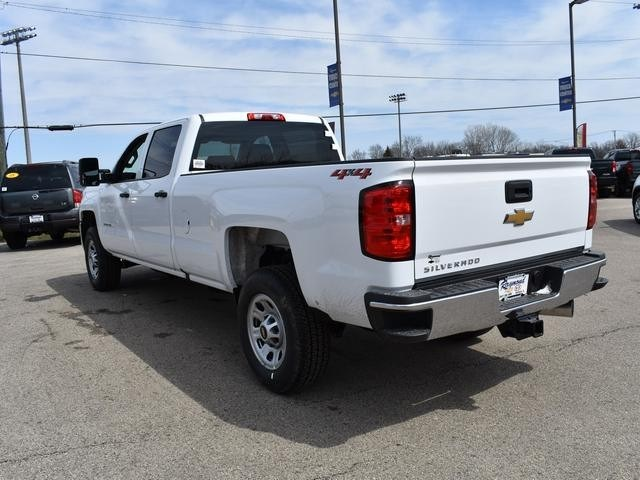 2018 Silverado 3500 Crew Cab 4x4,  Pickup #39736 - photo 6