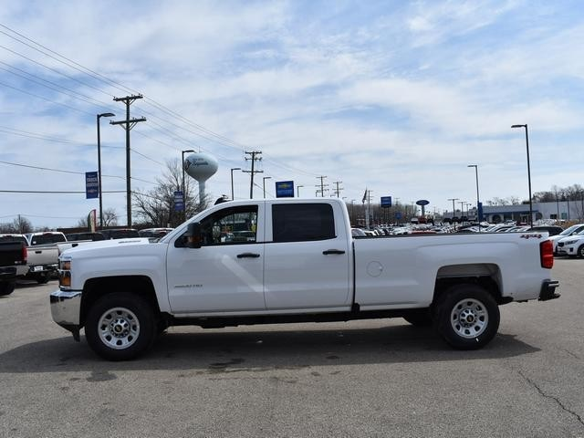 2018 Silverado 3500 Crew Cab 4x4,  Pickup #39736 - photo 7