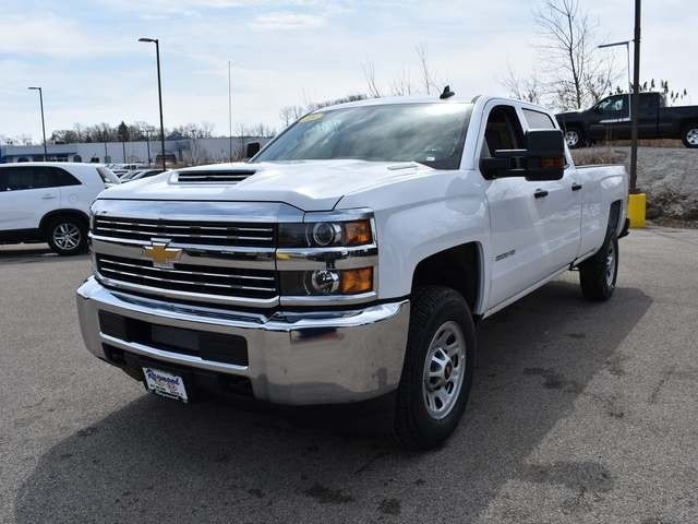 2018 Silverado 3500 Crew Cab 4x4,  Pickup #39736 - photo 8