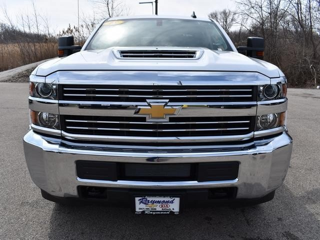 2018 Silverado 3500 Crew Cab 4x4,  Pickup #39736 - photo 9