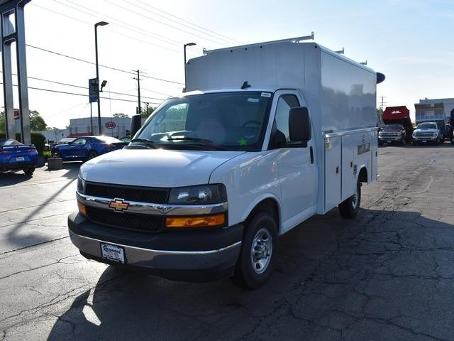 2018 Express 3500 4x2,  Service Utility Van #39834 - photo 8