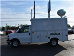 2018 Express 3500 4x2,  Service Utility Van #39834 - photo 7