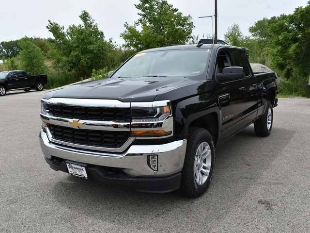 2018 Silverado 1500 Double Cab 4x4,  Pickup #39849 - photo 9