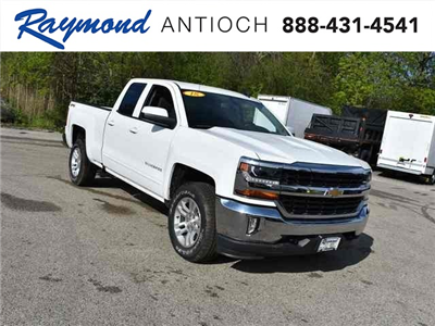 2018 Silverado 1500 Double Cab 4x4,  Pickup #39899 - photo 1