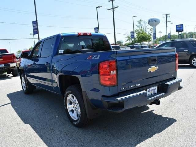 2018 Silverado 1500 Crew Cab 4x4,  Pickup #39900 - photo 7