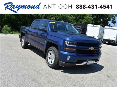 2018 Silverado 1500 Crew Cab 4x4,  Pickup #39900 - photo 1