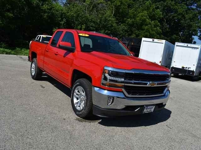 2018 Silverado 1500 Double Cab 4x4,  Pickup #39917 - photo 11