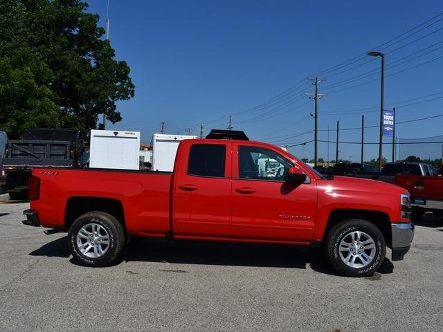 2018 Silverado 1500 Double Cab 4x4,  Pickup #39917 - photo 3
