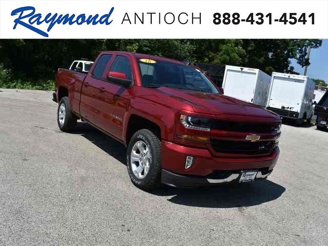 2018 Silverado 1500 Double Cab 4x4,  Pickup #39988 - photo 1
