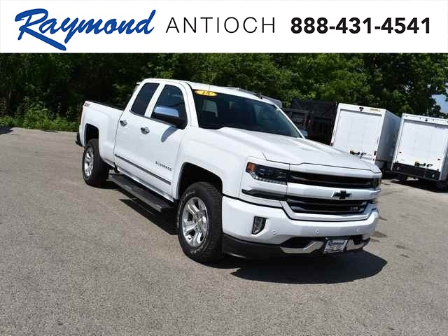 2018 Silverado 1500 Double Cab 4x4,  Pickup #39993 - photo 1