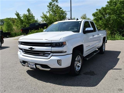 2018 Silverado 1500 Double Cab 4x4,  Pickup #39993 - photo 9