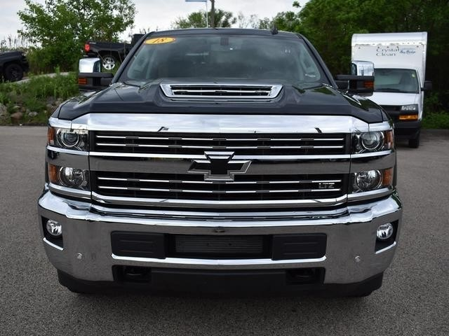 2018 Silverado 2500 Crew Cab 4x4,  Pickup #39997 - photo 10