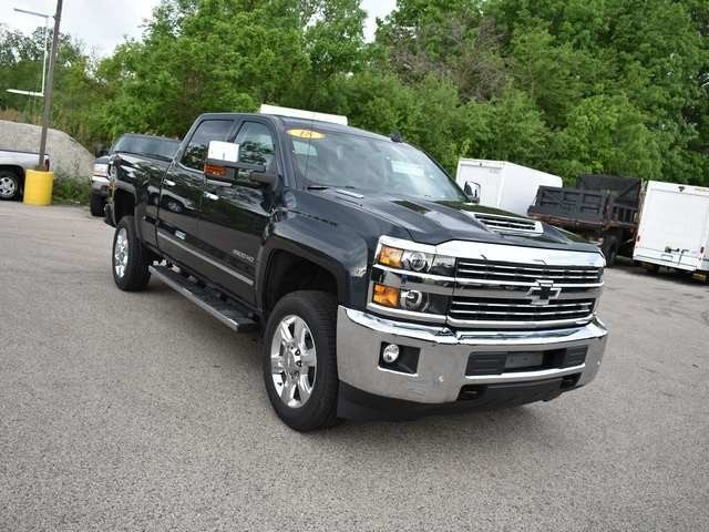 2018 Silverado 2500 Crew Cab 4x4,  Pickup #39997 - photo 12