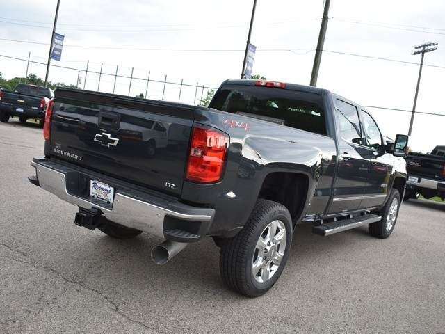 2018 Silverado 2500 Crew Cab 4x4,  Pickup #39997 - photo 2