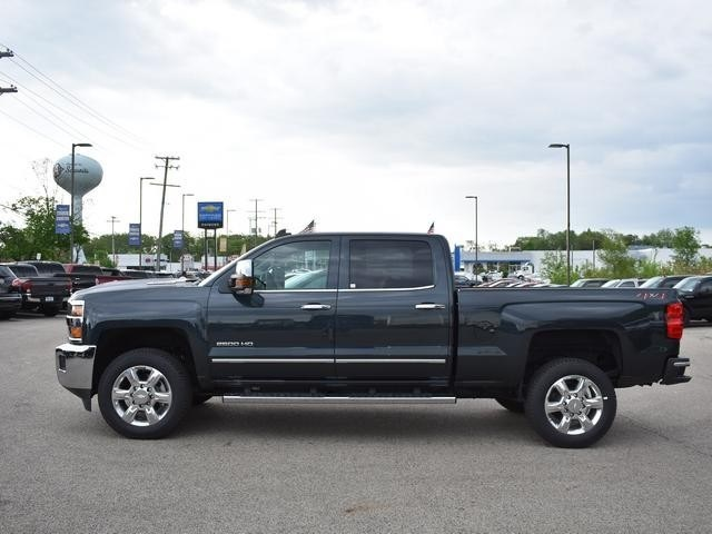 2018 Silverado 2500 Crew Cab 4x4,  Pickup #39997 - photo 8