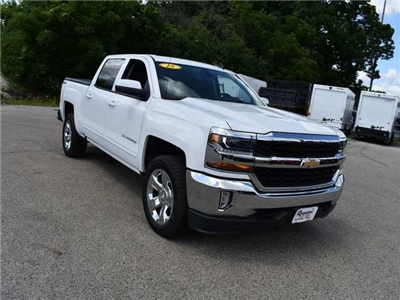 2018 Silverado 1500 Crew Cab 4x4,  Pickup #40040 - photo 11